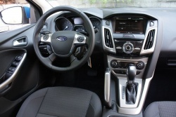 2012 Ford Focus SEL hatchback