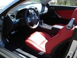 Quick Spin: 2012 Lexus IS 350c Special Edition car test drives reviews lexus