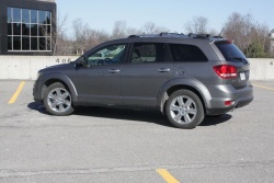 Quick Spin: 2012 Dodge Journey R/T AWD dodge