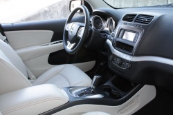 Quick Spin: 2012 Dodge Journey R/T AWD car test drives reviews dodge