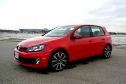 2012 Volkswagen Golf GTI DSG 5-door