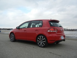 Test Drive: 2012 Volkswagen Golf GTI DSG 5 door reviews
