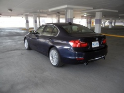 2012 BMW 335i Luxury