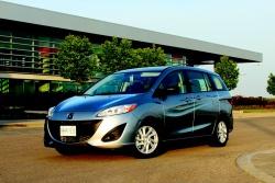 2012 Mazda5 GS Manual