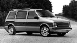 Dodge Magic Wagon/Plymouth Voyager