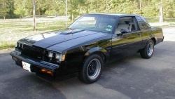 Buick Regal - Grand National