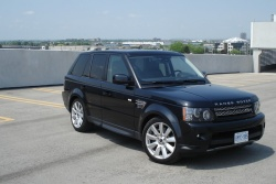 Test Drive: 2012 Land Rover Range Rover Sport S/C car test drives reviews luxury cars landrover