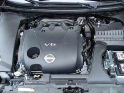 2012 Nissan Maxima SV