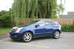 Day by Day Review: 2012 Cadillac SRX car test drives luxury cars daily car reviews cadillac