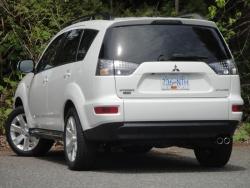 2012 Mitsubishi Outlander XLS S-AWC
