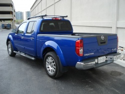Test Drive: 2012 Nissan Frontier Crew SL trucks car test drives reviews nissan