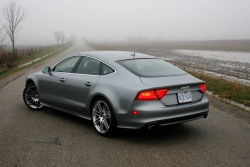 Test Drive: 2012 Audi A7 Sportback audi