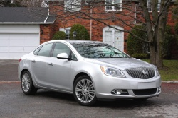 Quick Spin: 2012 Buick Verano car test drives reviews luxury cars buick