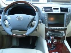 2012 Lexus LS 460 AWD