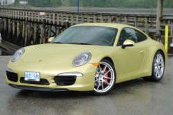 Test Drive: 2012 Porsche 911 Carrera S car test drives reviews porsche luxury cars