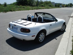 Final Drive: 1990 Mazda MX 5 Miata final drive car culture