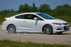 First Drive: 2012 Honda Civic Si HFP honda first drives