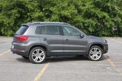 Test Drive: 2012 Volkswagen Tiguan Highline reviews