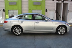 First Drive: 2012 Infiniti M35h hybrid auto articles