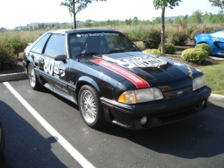Team Rattletrap #80 – Ford Mustang 5.0