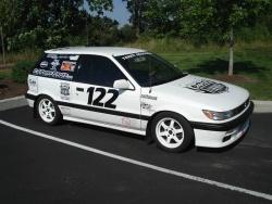 Team Econobox  #122 – 1989 Mitsubishi Mirage Turbo
