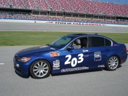 Team Bacon B8 #203 – 2007 BMW 335i
