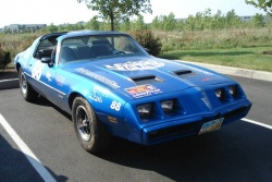 Team  #88 – 1979 Pontiac Firebird