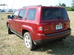 Quick Spin: 2012 Jeep Patriot jeep