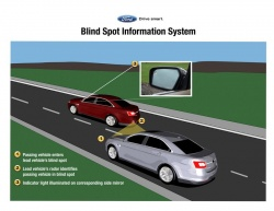 Auto Tech: Ford Driver Assist Technology automotive technology health and safety car culture auto tech