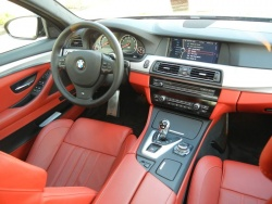Test Drive: 2012 BMW M5 car test drives reviews luxury cars bmw