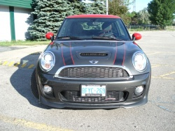 Test Drive: 2012 Mini John Cooper Works Hatch car test drives reviews mini