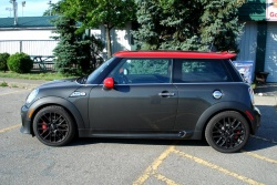 2012 Mini Cooper S John Cooper Works Hatchback