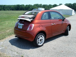Quick Spin: 2012 Fiat 500c Pop car test drives reviews fiat