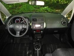 2012 Suzuki SX4 Hatch