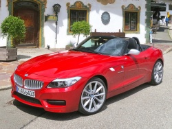 2012 BMW Z4 sDrive 35is