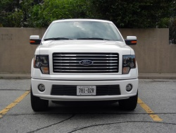 Quick Spin: 2012 Ford Harley Davidson F 150 trucks car test drives reviews
