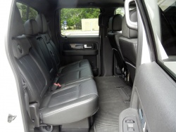 Quick Spin: 2012 Ford F 150 SuperCrew trucks car test drives reviews ford