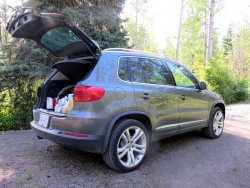Road Trip: 2012 Volkswagen Tiguan, Part 1 volkswagen travel car test drives reviews