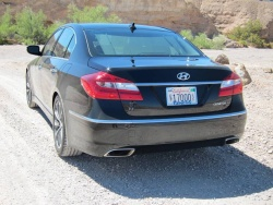 First Drive: 2012 Hyundai Genesis auto articles