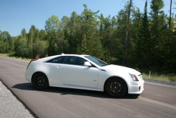 Day by Day Review: 2012 Cadillac CTS V Coupe car test drives daily car reviews cadillac