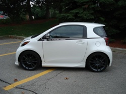 Quick Spin: 2012 Scion iQ Five Axis Design car culture
