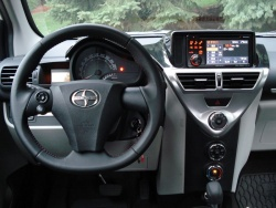 2012 Scion iQ Five Axis Design
