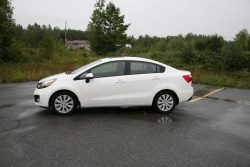 Day by Day Review: 2012 Kia Rio Sedan daily car reviews