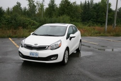 Day by Day Review: 2012 Kia Rio Sedan daily car reviews kia car test drives