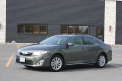 Second Opinion: 2012 Toyota Camry Hybrid greenreviews