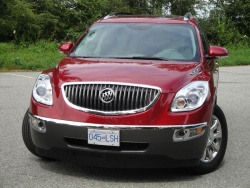 Test Drive: 2012 Buick Enclave car test drives reviews buick