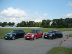 2012 Mini Cooper S JCW Coupe