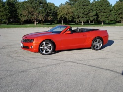 Test Drive: 2012 Chevrolet Camaro SS Convertible car test drives reviews chevrolet