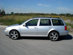 Final Drive: 2003 Volkswagen Jetta 1.8T Wagon car culture