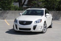Test Drive: 2012 Buick Regal GS automatic car test drives reviews luxury cars buick